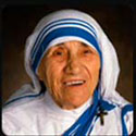 guess the 90s Mother Teresa