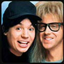 guess the 90s Waynes World