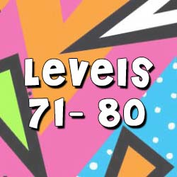 guess the 90s level 71-80